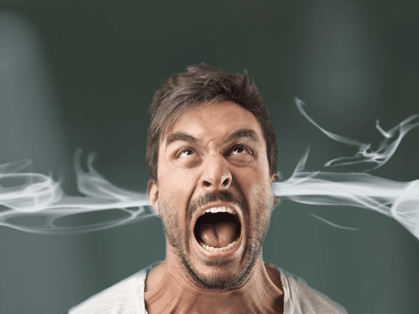 Lindsay Tsang & Associates Anger Management Counselling in Barrie Man Screaming in Anger