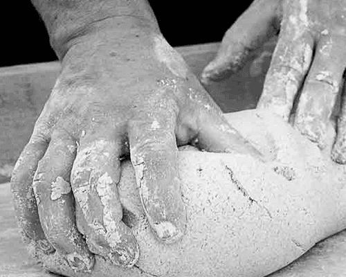 polvere di farina
