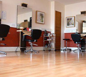 Professional stylists - Exeter, Devon - Marsh Hair - Interior view