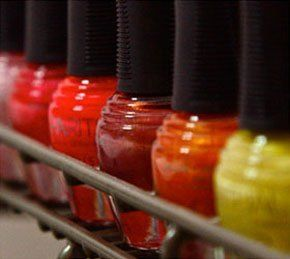 Professional stylists - Exeter, Devon - Marsh Hair - Nail polish