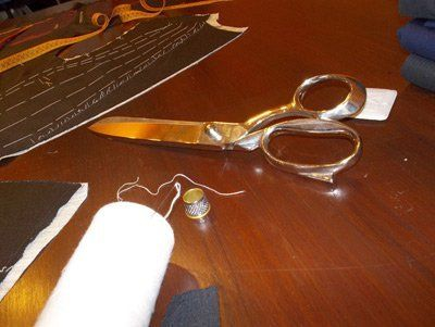 strumenti della sarta