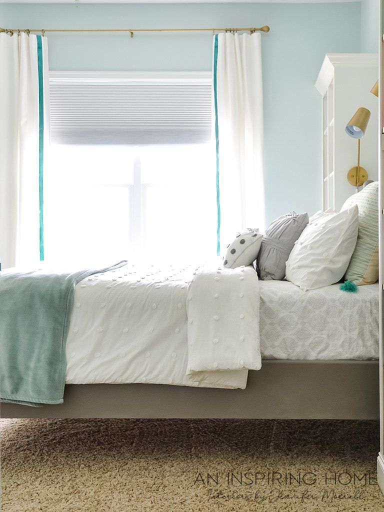 The Best Paint Colors For A Calm And Serene Bedroom