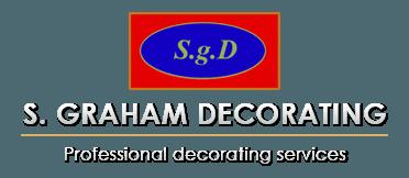S. Graham Decorating logo