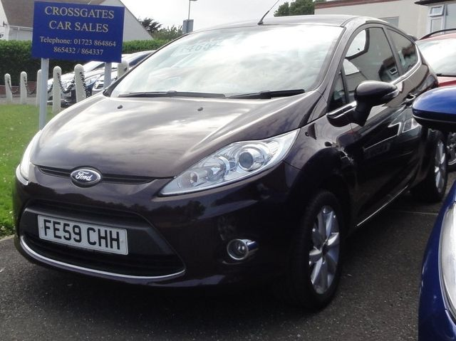 Ford Fiesta for sale scarborough