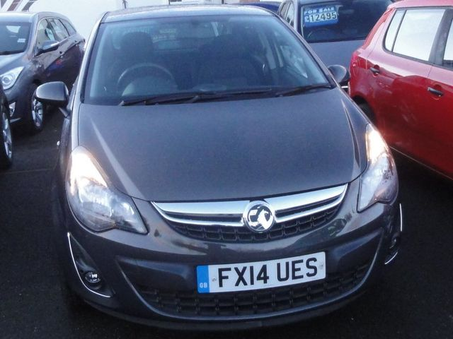 2014 14 Vauxhall Corsa Crossgates Car Sales Scarborough
