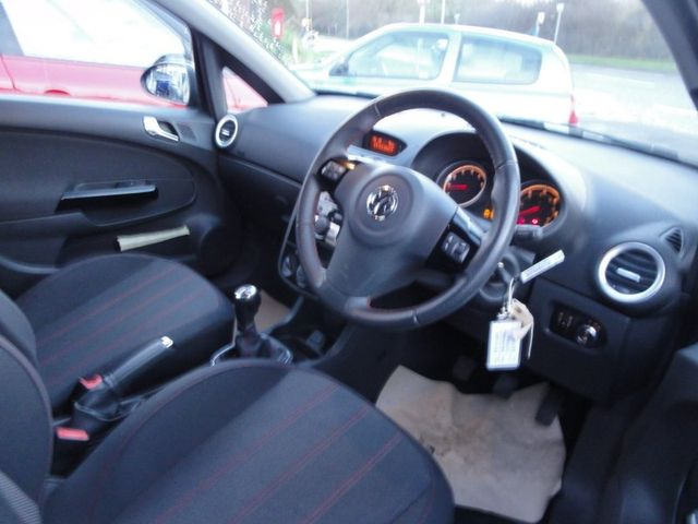 Vauxhall Corsa 1.4 SXi Scarborough