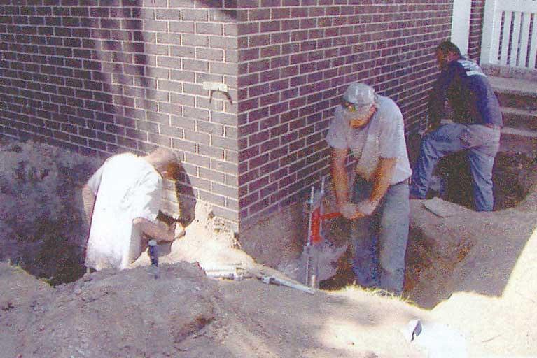 Superior Basement Waterproofing Buffalo, NY