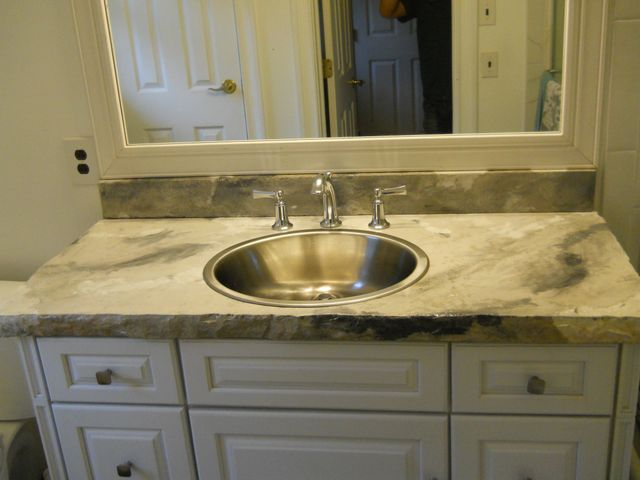 Click here to view Concrete Countertops