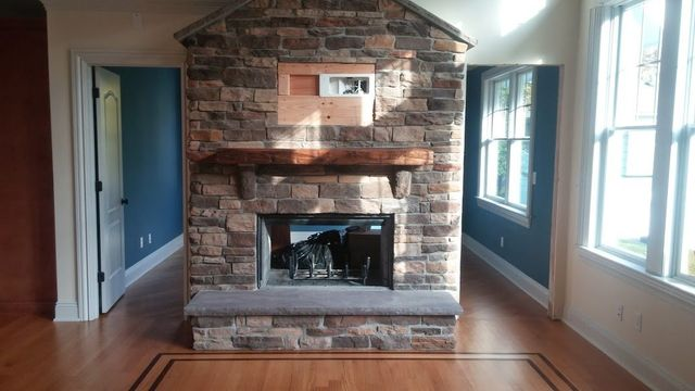 Click here to view Interior Fireplaces
