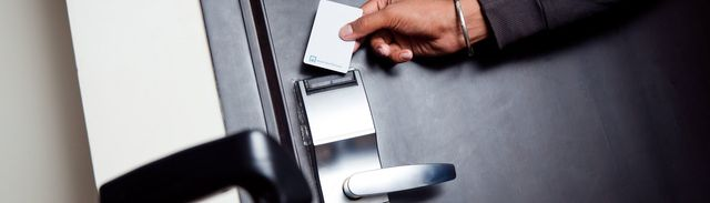 Hotel door locks at great prices by Appleyard Security