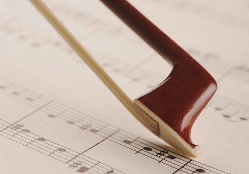 Accessori per musicisti- punta di un archetto
