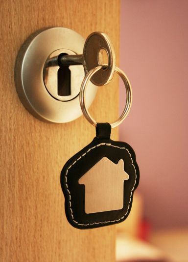Keys to an Auckland home provided with tenant management