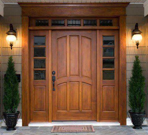 Door Installation Repairs Oconomowoc Wi Wolf Exteriors