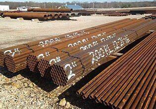 New Steel Pipes in Broken Arrow and Tulsa, OK