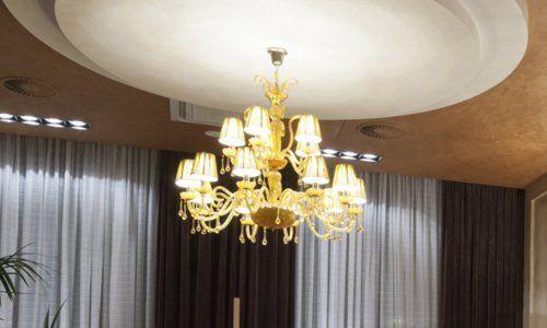 chandelier installation edinburgh refurbishments ceiling lights