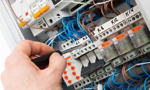 fuse board replacement Edinburgh