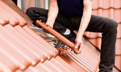 Roof slating