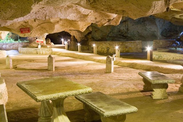 Image result for green grotto caves