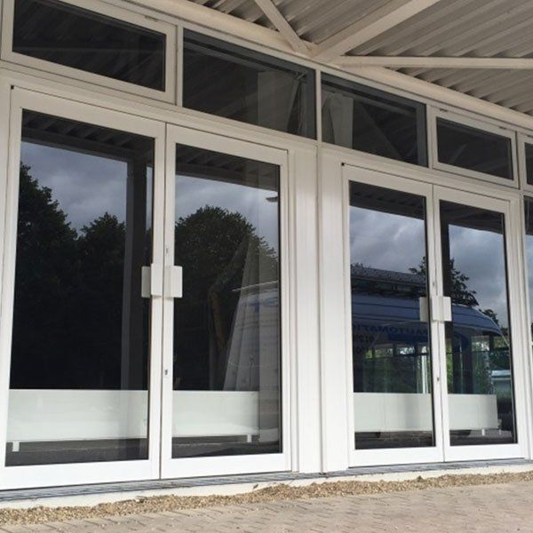 Why Choose An Aluminium Shop Front?