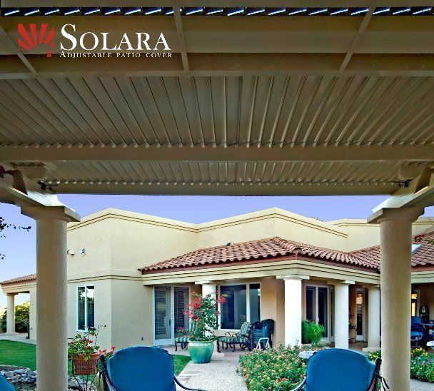 Solara Solid Patio Covers