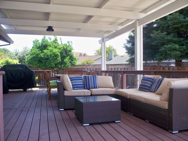 Solid Patio Covers & Porch Covers