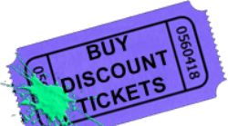 Paintball Discount Game Tickets