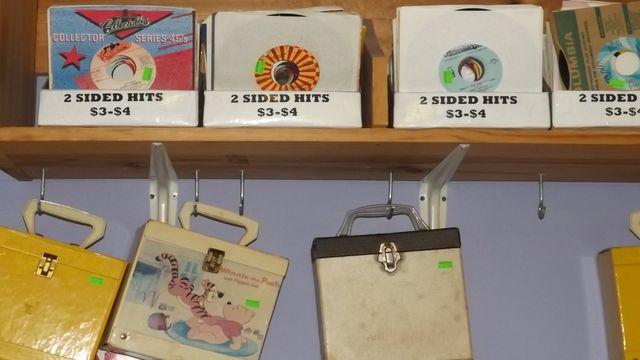 record store Troy, NY