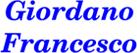 GIORDANO FRANCESCO- Logo