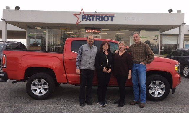Patriot Gmc Bartlesville >> Community Projects, Fund-Raising Campaigns | Oklahoma City, OK