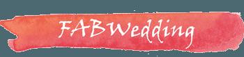Fabwedding logo