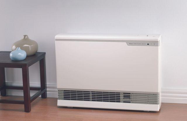 Rinnai gas space heater