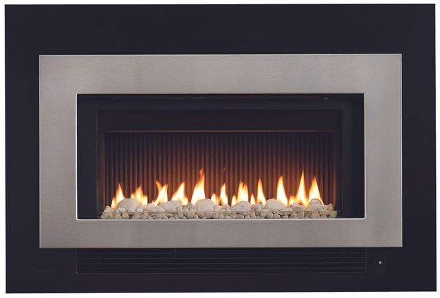 rinnai gas log fire