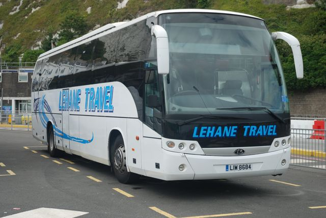 bus hire for wedding