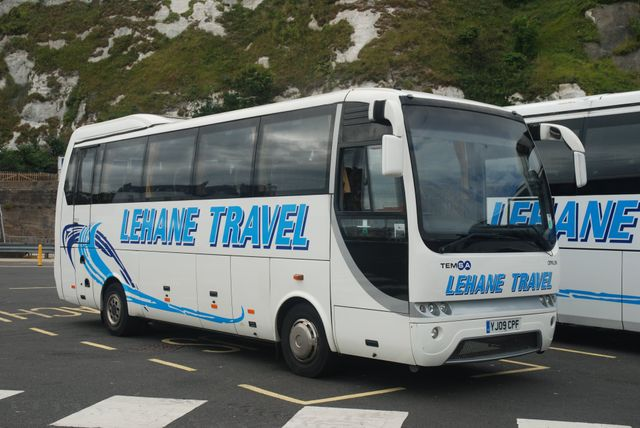 bus for hire