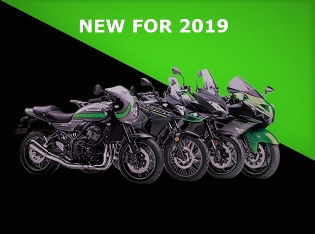 Call us in Renfrew for Kawasaki motorcycles