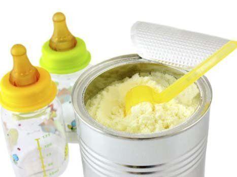 Alimenti bio per neonati