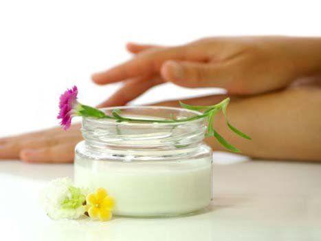 Crema naturale per le mani