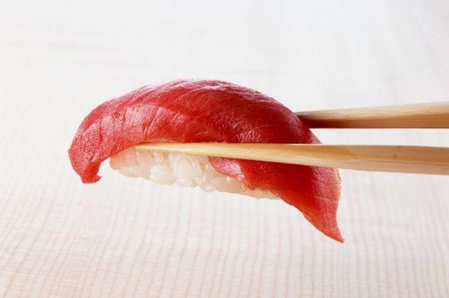 sashimi, tempura, ramen