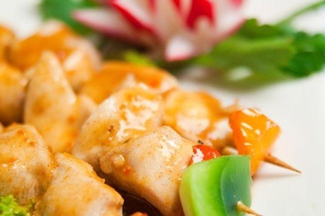 cucina asiatica, piatti a base di carne di maiale, piatti a base di pollo