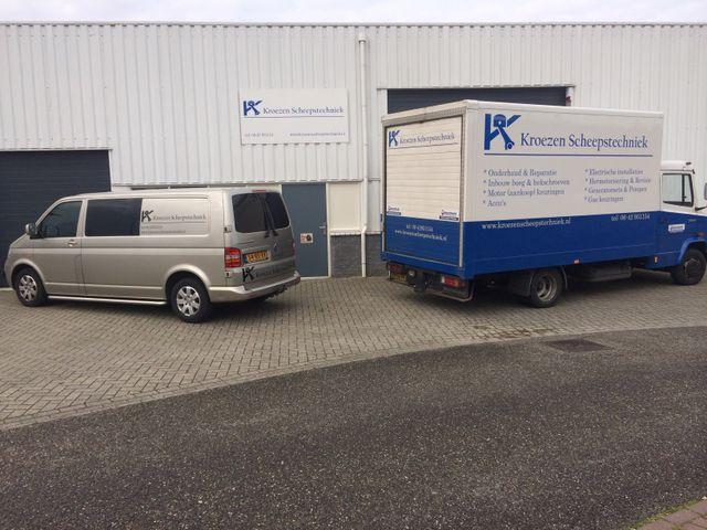 Service auto's en werkplaats Elburg