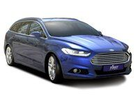 ford mondeo first self drive