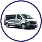 People Carrier / Minibus Hire Icon