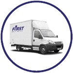 Luton Van / Truck Hire Icon