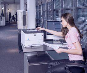 Office equipment supplies - Kent, London - Faxlink Communications - Printer