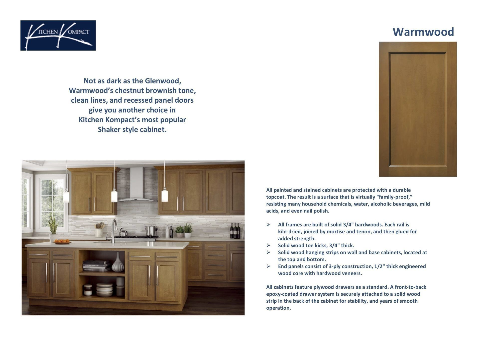 Warmwood By Kitchen Koncepts Kitchen Collection Conner S