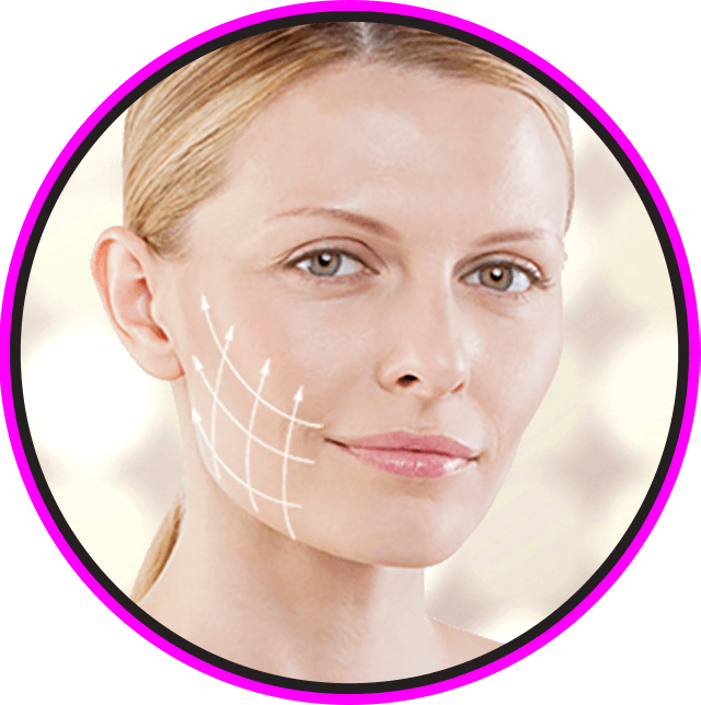 PDO Threading | Barcode Lift | Eyebrow Lift | Glabella Lift