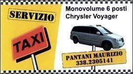 taxi monovolume
