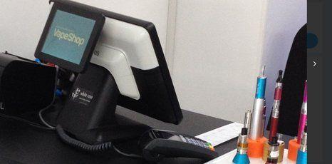 Touchscreen EPOS