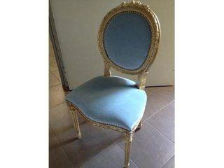 ristrutturazione sedie