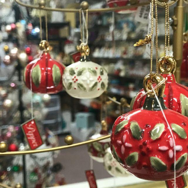 Vintage Holiday Decorations Spokane